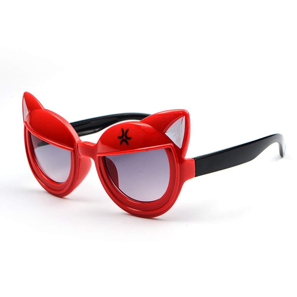 Horoshop Kids Sunglasses, Cute Cat Fashion Sunglasses for Children Boys Girls Infant Goggles UV400