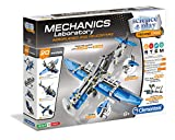 Mechanics Laboratory: Aeroplanes & Helicopters Educational Model Assembly Kit