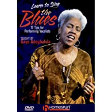 DVD-Learn to Sing the Blues- 17 Tips for Performing Vocalists (2005)