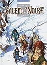 Salem la Noire, tome 2 : Le diadème des âmes par Cordurié
