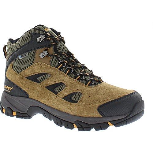 Bone Tec Logan Mustard Waterproof Men's Hi Boot Brown Hiking xOYqCqUwP