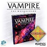 Modiphius Entertainment Vampire: The Masquerade 5th Ed. (Hardback, Full Color)