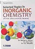 Selected Topics in Inorganic Chemistry