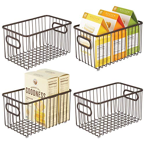 wire baskets for storage - 6