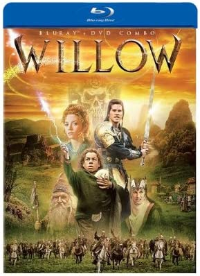 amazon com willow blu ray dvd combo val kilmer joanne whalley