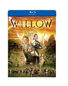 Cover Image for 'Willow (Blu-ray / DVD Combo)'