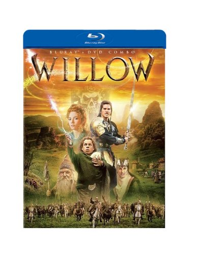 Willow (Blu-ray / DVD Combo) by 20th Century Fox Home Entertainment