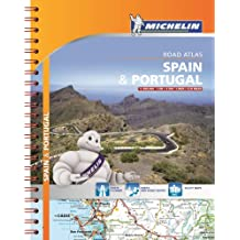 Michelin Spain & Portugal Road Atlas