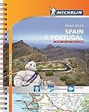 Michelin Spain and Portugal Road Atlas, Michelin, 2067192442