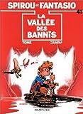 """Afficher """"Spirou et Fantasio n° 41 La Vallée des bannis"""""""