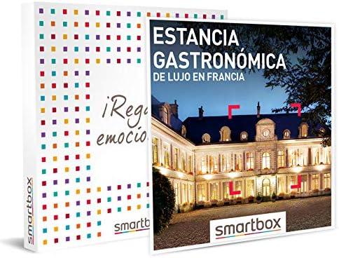 estancia gastronomica de lujo en francia smartbox