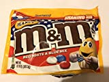 M&M's Peanut Red White and Blue USA Mix Sharing Size 10.7 oz