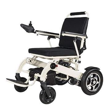 YFQH Silla De Ruedas Eléctrica para Discapacitados para Personas Mayores Discapacitado, Automático, Automático,