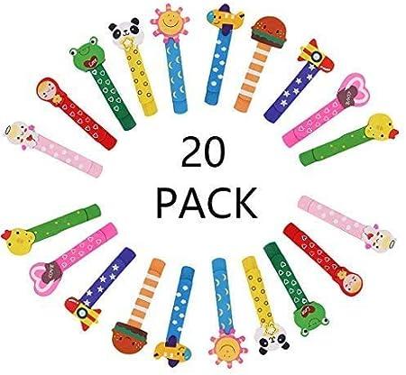20 Madera marcapáginas página clip, animal marcapáginas, marcador libro para niños favores partido fiesta niños rellenos bolsas regalo cumpleaños regalo navidad