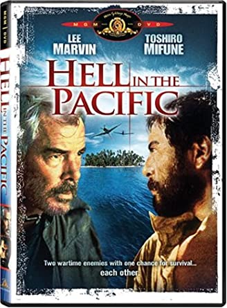 Image result for mifune in hell in the pacific