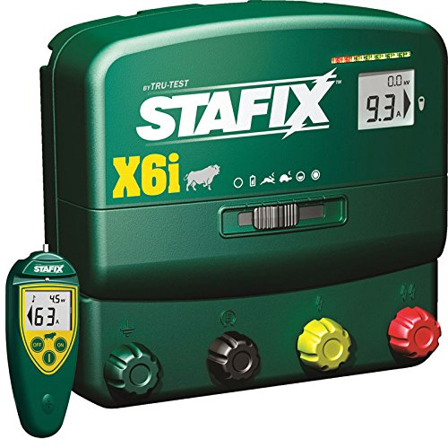 Stafix X Series with Remote - 6 Joule Dual Purpose Energizer