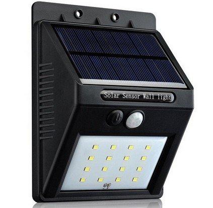 Solar Light Body