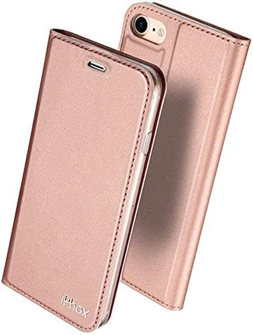 IPHOX Kickstand Magnetic Notebook Rosegold product image
