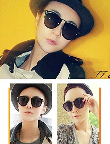 soleil polarisées des Lunettes conduire Vintage soleil Orange vacances pour de les concepteur LVZAIXI Couleur lunettes pour Générique hommes de de de Orange femmes voyage 5TwqW7qIn