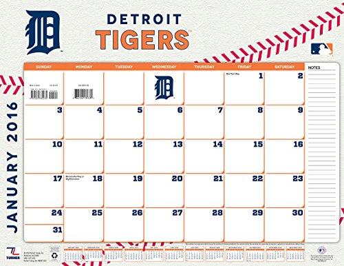 Detroit Tigers Desk Calendars Price Compare