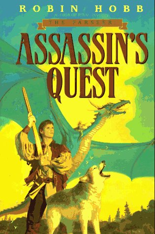 book cover of Assassin\'s Quest