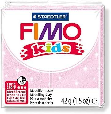 Staedtler P/âte Fimo Kids 42gr Or Paillet/é n/°112