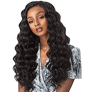 Amazoncom Sensationnel Lulutress Crochet Braid Ocean Wave 18 1b