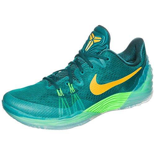 Verde 5 Arancione da Venomenon Zoom Kobe Emerald Rdnt Basket Nike vlt tl Orng Grigio Scarpe Lsr Uomo qnzIwtY8