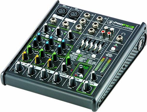 Mackie ProFX4v2 4 Channel FX Mixer