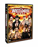 WWE: WrestleMania XXVI (Three-Disc Collectors Edition)