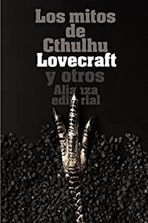 Los mitos de Cthulhu par Lovecraft