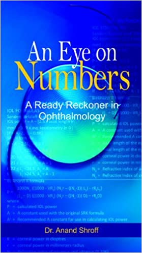 Book An Eye On Numbers: A Ready Reckoner in Ophthalmology