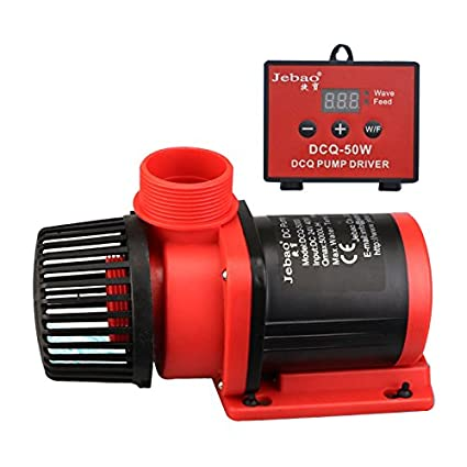 Jebao Dcq-10000 Dc Controllable Water Pump With Wave Function-10000lph Fish & Aquariums