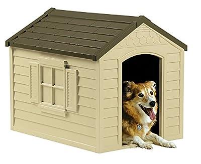 Suncast DH250 Dog House by Suncast
