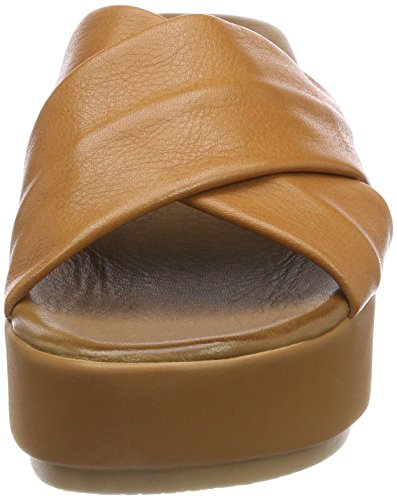Inuovo 8696, Chanclas Para Mujer Beige (Coconut)