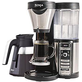 Ninja Coffee Bar Brewer with Glass Carafe (CF080Z)