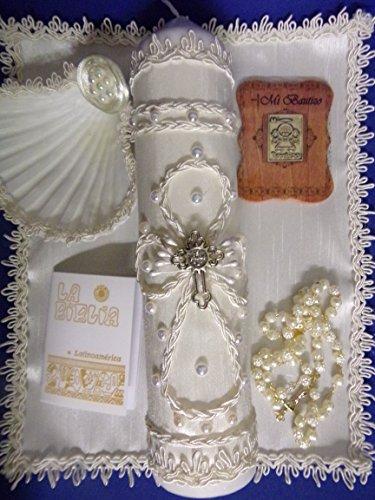 Baptism Candle Set Bautizo bautizo product image
