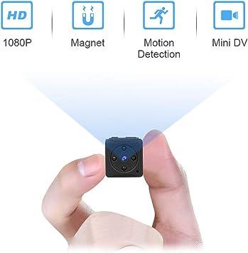 HD 1080P button Hidden SPY Camera Video Recorder mini DV camera style Cam