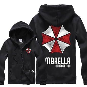 resident evil biohazard umbrella corporation cosplay costume hoodie