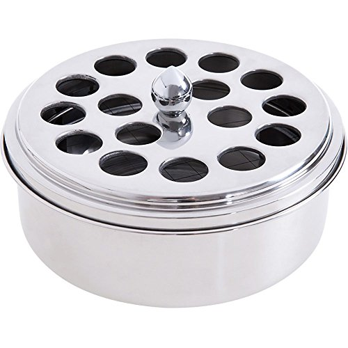 MyLifeUNIT Mosquito Coil Holder, Coil Incense Burner with Mesh - Mosquito Coil