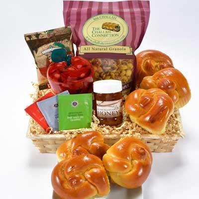 Rosh Hashana Breakfast Basket