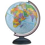 : Replogle Globes Traveler Globe, 12-Inch, Blue