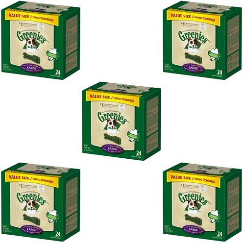 (Greenies Dental Treats - Large - 5x36 oz )
