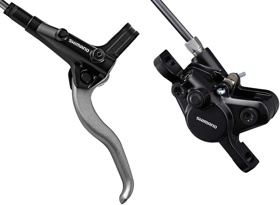 Brand New ORIGINAL Shimano MT200 Hydraulic Mountain Bike Brake Set US STYLE