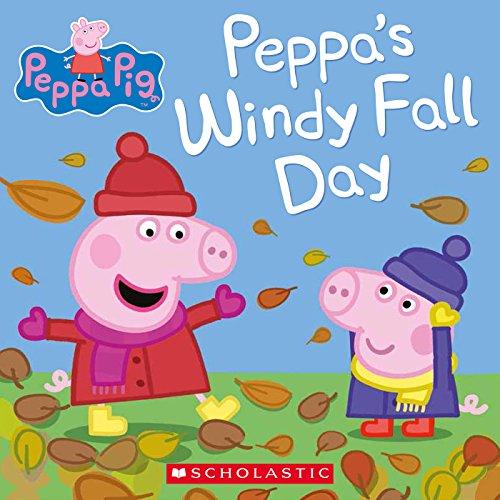 Peppa's Windy Fall Day (Peppa Pig)]()
