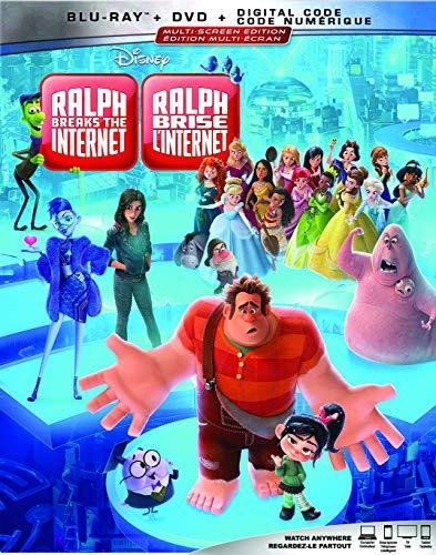 Ralph Breaks the Internet [Blu-ray] (Sous-titres français) (Bilingual)