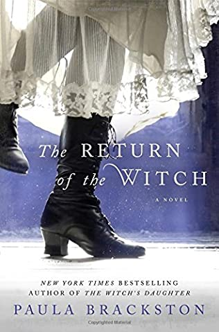 book cover of Return of the Witch