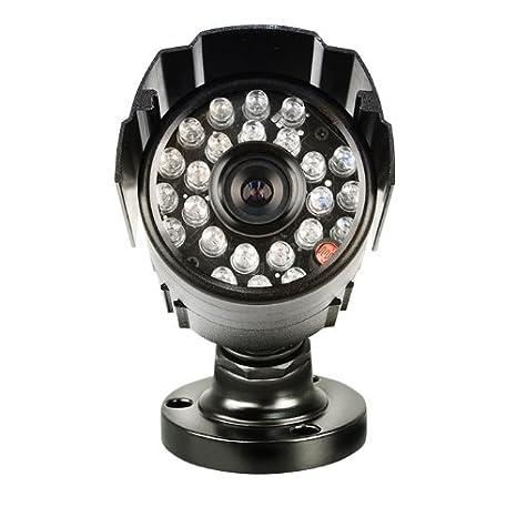 Swann DVR8-2550 - Cámara de vigilancia (Interior y exterior, 18 m, Negro, 704 x 576 Pixeles, 704 x 480 Pixeles, 704 x 576 Pixeles): Amazon.es: Electrónica