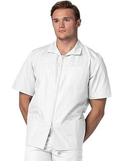 Adar Abrigo Laboral Médico para Hombres, Enfermeros y Doctores