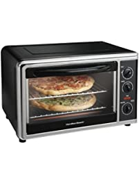 Amazon Com Toaster Ovens Home Amp Kitchen